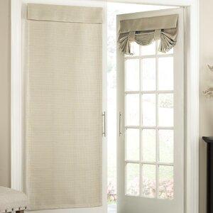 Chandeleur Solid Blackout Single Curtain Panel