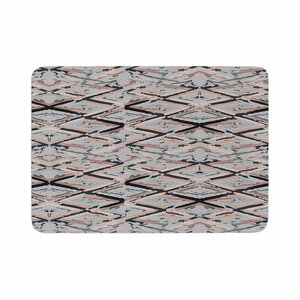 Fernanda Sternieri Move Abstract Memory Foam Bath Rug