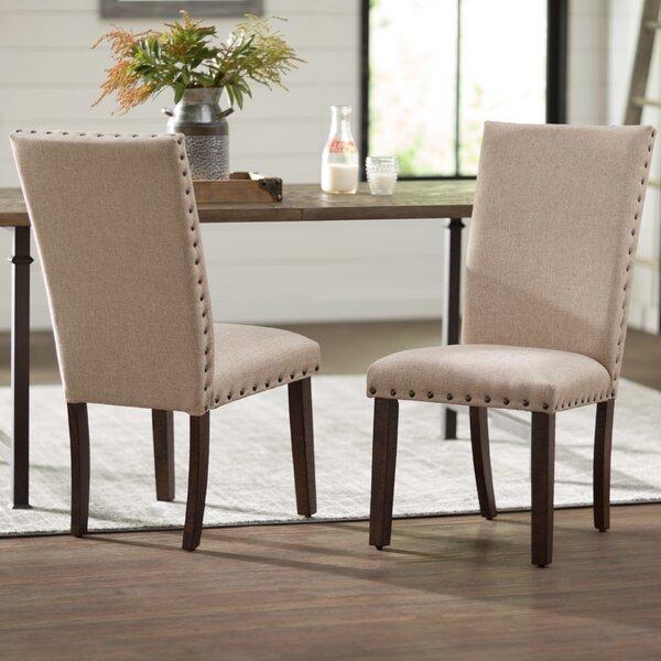 Laurel Foundry Modern Farmhouse Dearing Parsons Chair