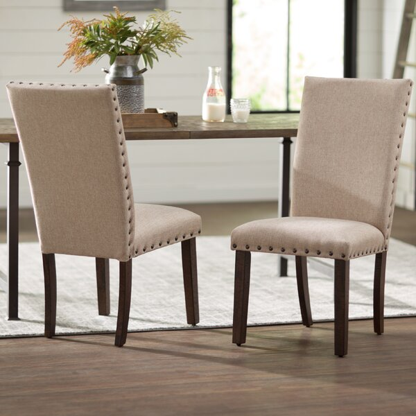 Laurel Foundry Modern Farmhouse Dearing Parsons Chair Amp Reviews Wayfair