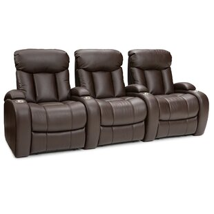Home Theater Row Seating (Row Of 3)