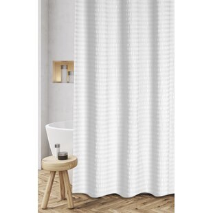 100 Cotton Shower Curtains Youll Love