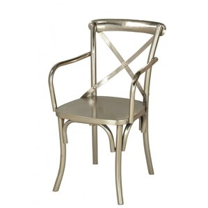 Side Chair with Arms by CD..