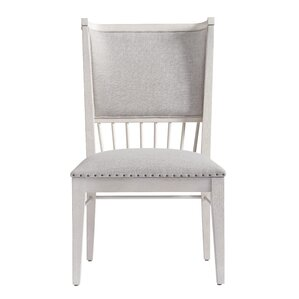 Tennille Back Windsor Upholstered Dining Chair (..
