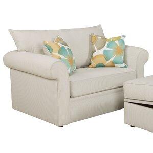 Edgar Twin Sleeper Sofa by Overnight Sofa