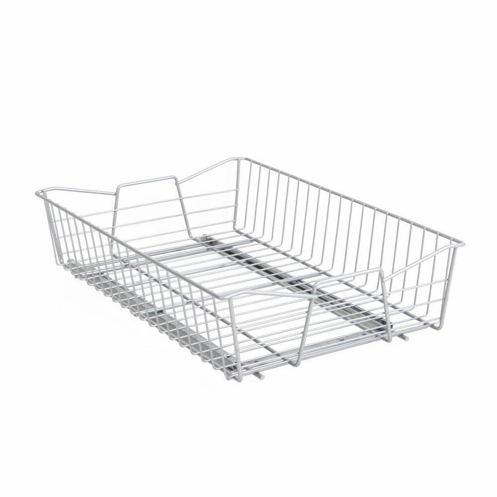 Rebrilliant Cabinet Organizer Under Shelf Basket & Reviews | Wayfair