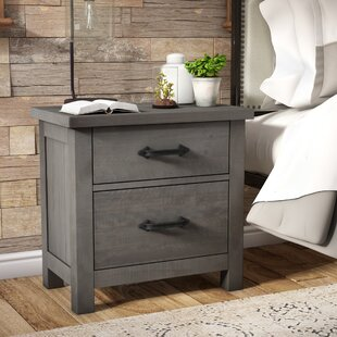 Catawissa 2 Drawer Nightstand