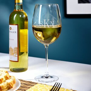 Baldovino Personalized 25 oz. Wine Glass