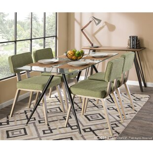 Mccullar Upholstered Dining Chair (Set of 2)