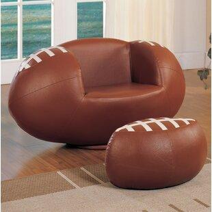Charmant Kids Football Chair | Wayfair