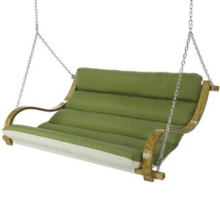 Lafave Deluxe Cushioned Double Porch Swing