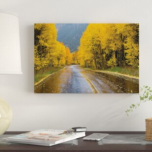 Maroon Bells Wall Art | Wayfair
