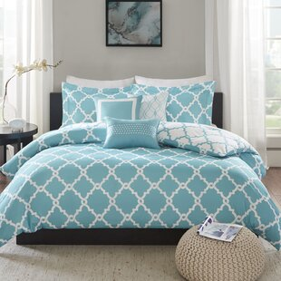 king size reversible duvet cover sets you ll love wayfair
