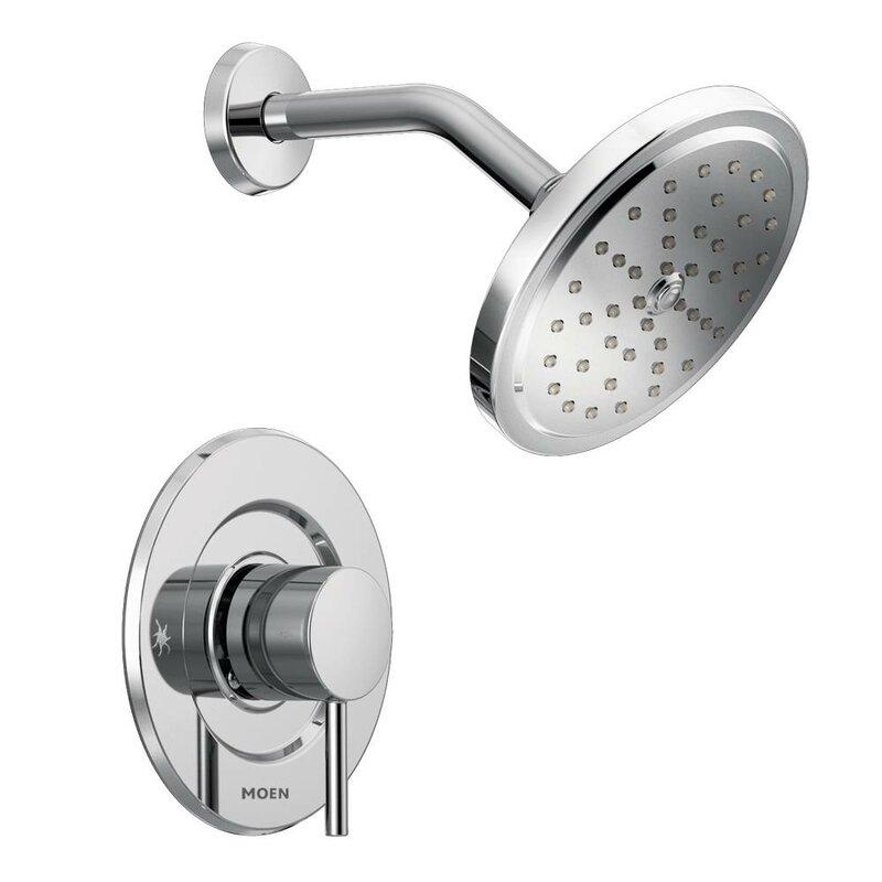 Moen Align Shower Faucet with Moentrol & Reviews | Wayfair