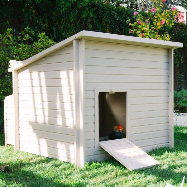 Old Red Barn Chicken Coop | Wayfair