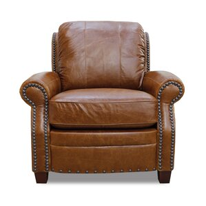 Ashton Club Chair by Luke Leather