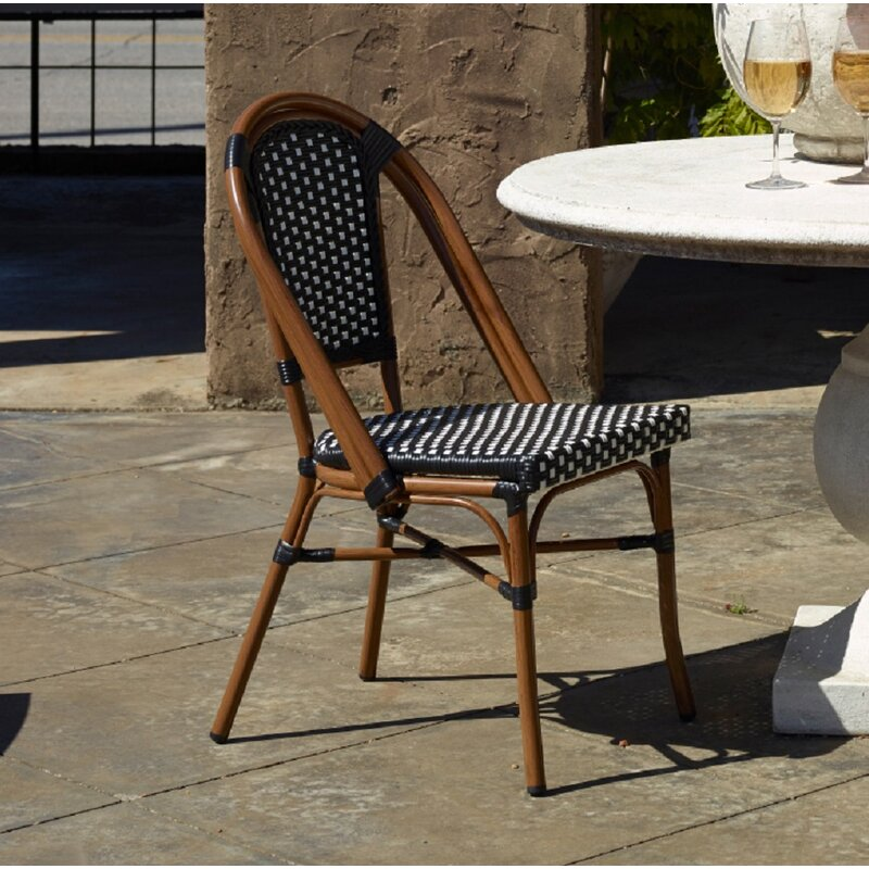Aspenbrands Stacking Patio Dining Chair