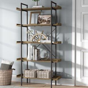 5 Shelf Bookcases Youll Love Wayfair