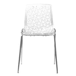 Contemporary Dakota Side Chairs (Set of 2..