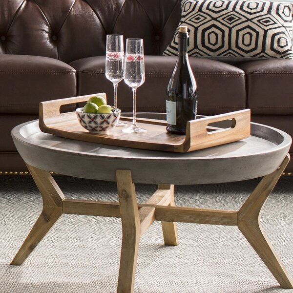 Trent Austin Design Dorotha Coffee Table Amp Reviews Wayfair
