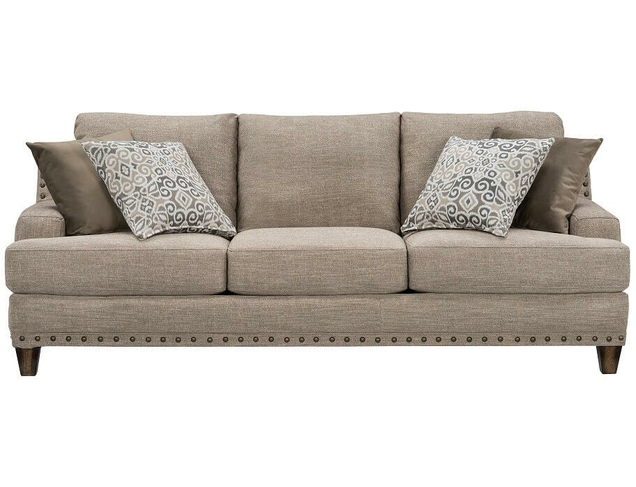 Sofa zeichnung  Three Posts Burke Sofa & Reviews | Wayfair
