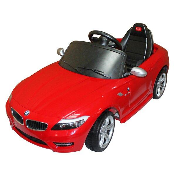 Vroom Rider Bmw Z4 Rastar 6v Battery Powered Car Amp Reviews