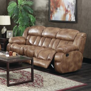 Darby Home Co Gibraltar Reclining Sofa