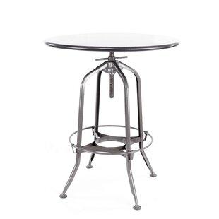 Desrochers Adjustable Pub Table