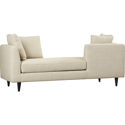 Brayden Studio Corvi Double End Chaise Lounge