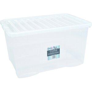 3-tlg. Gartenbox aus Kunststoff von Wham