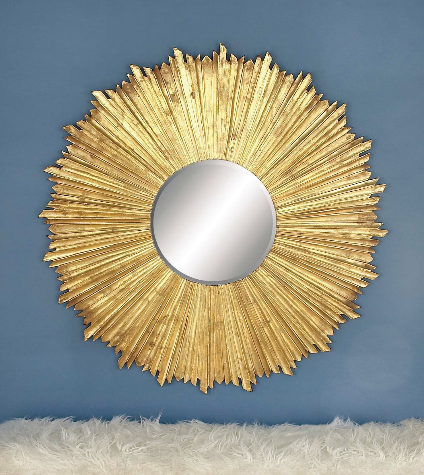 Exelent Wayfair Decorative Wall Mirrors Image Collection - The Wall ...