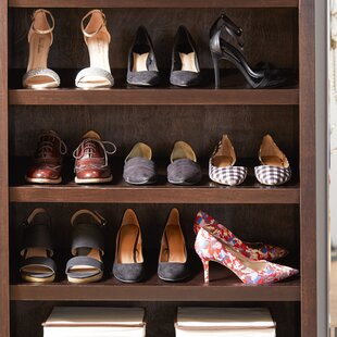 Tall Narrow Shoe Rack Wayfair
