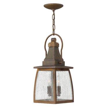 montauk 2light outdoor hanging lantern