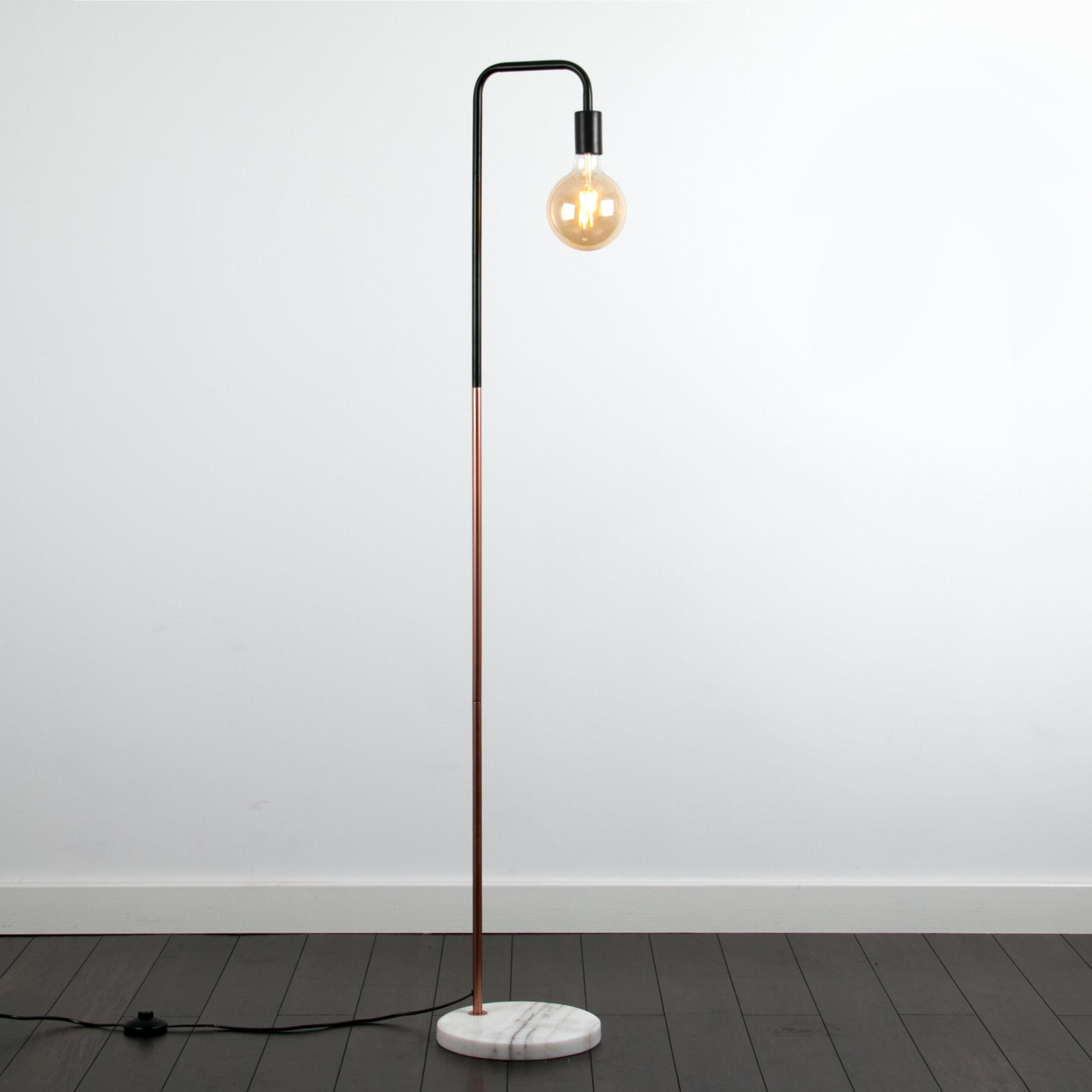 Mcgregor 153cm Arched Floor Lamp