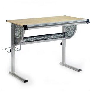 Chittenden 115cm Art Desk by Metro Lane