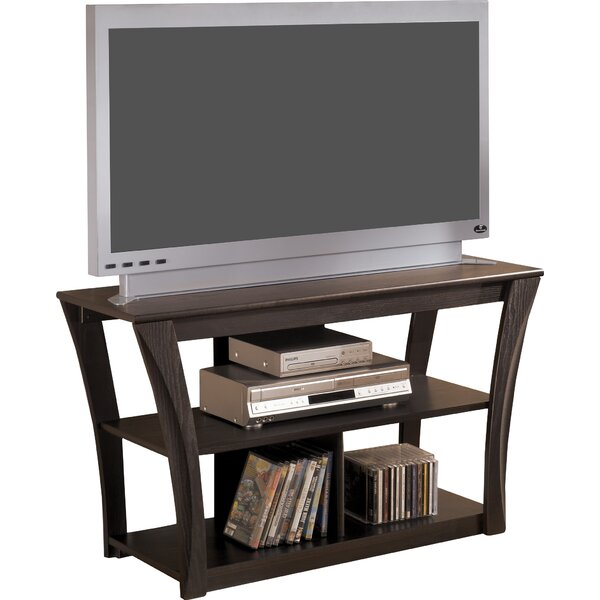 """Ellenton Coffee Table With Storage: Signature Design By Ashley Everett 42"""" TV Stand & Reviews"""