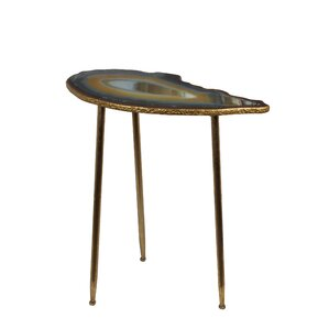 Dia Metal End Table by Mistana