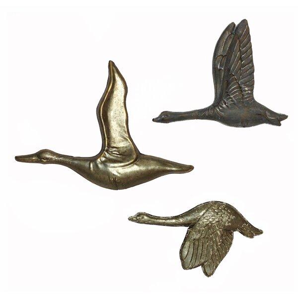 Mallard Duck Metal Wall Art | Wayfair