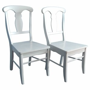 Empire Solid Wood Dining Chair (Set of 2)..