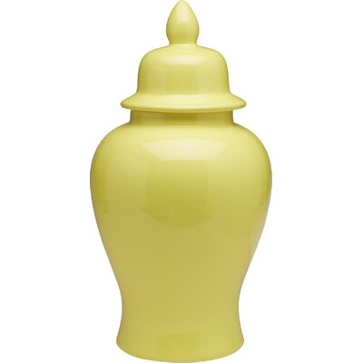 Temple Urn AA Importing Color: Yellow