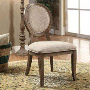 Aslan Upholstered Dining Chair (Set of 2)