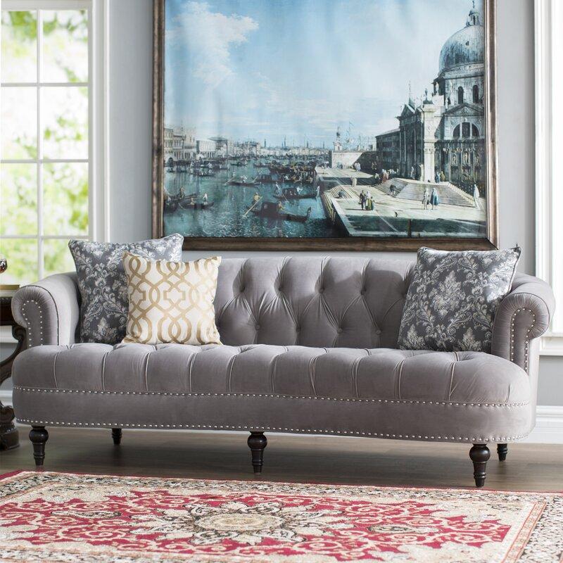 Astoria Grand Ballinger Chesterfield Sofa Amp Reviews