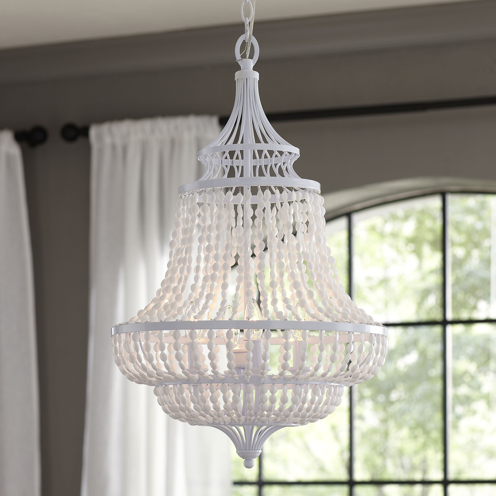 dar acrylic crystal glass products chrome polished katie lighting buy light chandelier