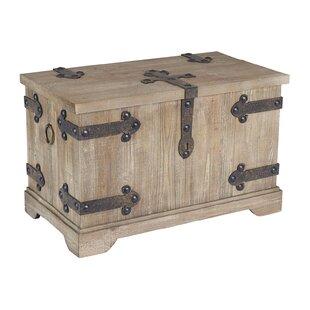 Wood Storage Trunk Coffee Table.Trunks Joss Main