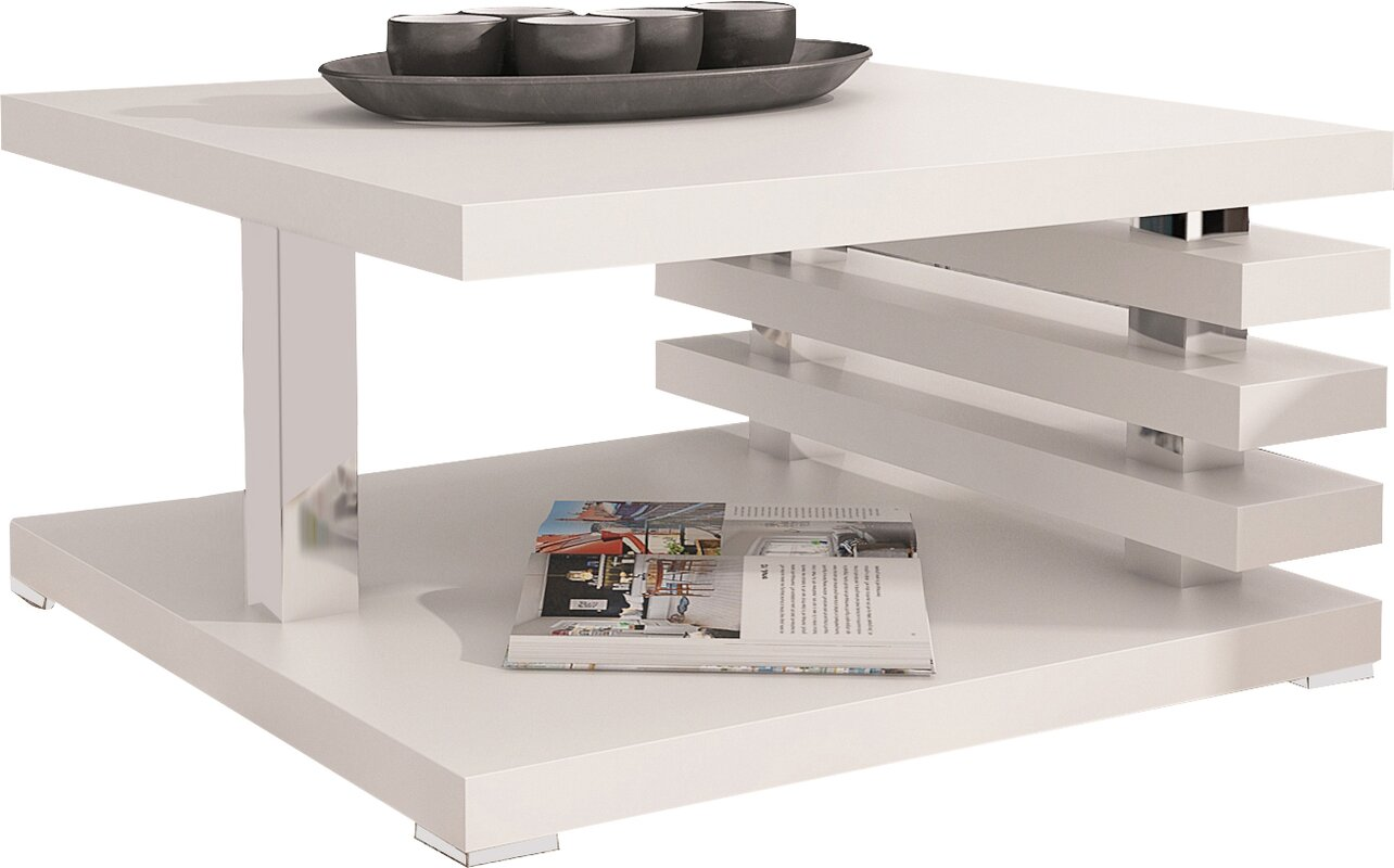 Modern contemporary coffee tables wayfair lola coffee table with storage geotapseo Choice Image