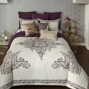 3 Piece Bahia Palace Duvet Cover Set. By Blissliving Home