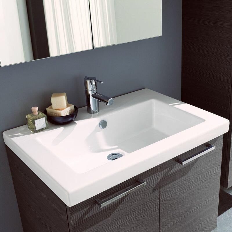 Welke Self Rimming Bathroom Sink