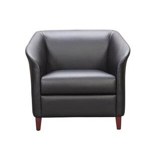 Blandford Lounge Armchair. By Conklin Office Furniture