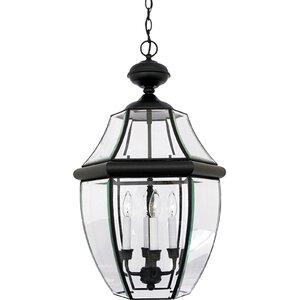 Mellen 4-Light Outdoor Hanging Lantern