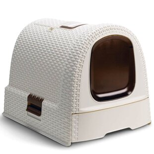 Candy Standard Litter Box by Archie & Oscar